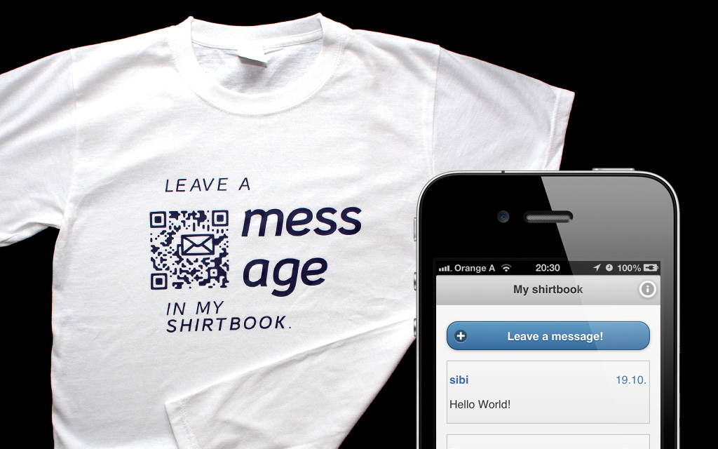 Shirtbook
