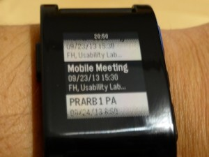 Pebble Smartwatch Pro