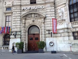 Pioneers Hofburg