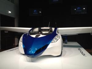 Pioneers Aeromobil