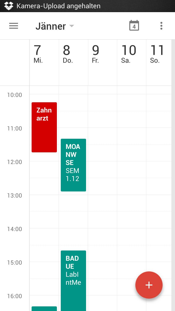 google kalender mehrere nutzer