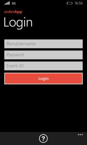 Login - App
