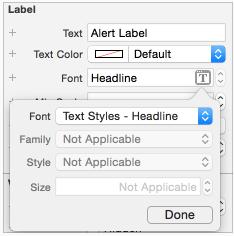 text-styles