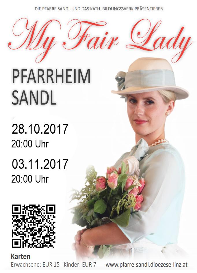 Ticketverkauf - My fair Lady