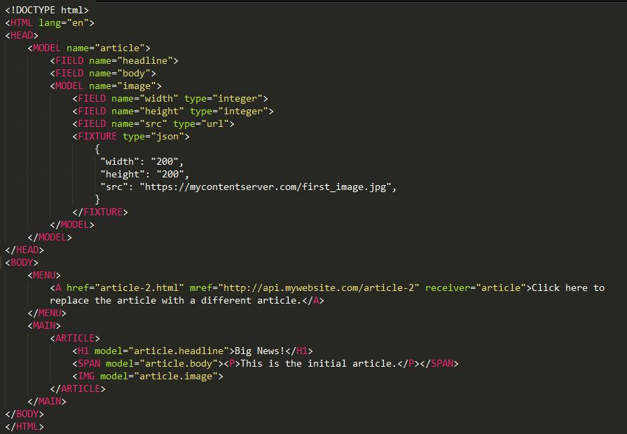 Codebeispiel HTML6 (Bobby Mozumder)